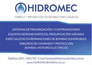 Hidromec Bombas