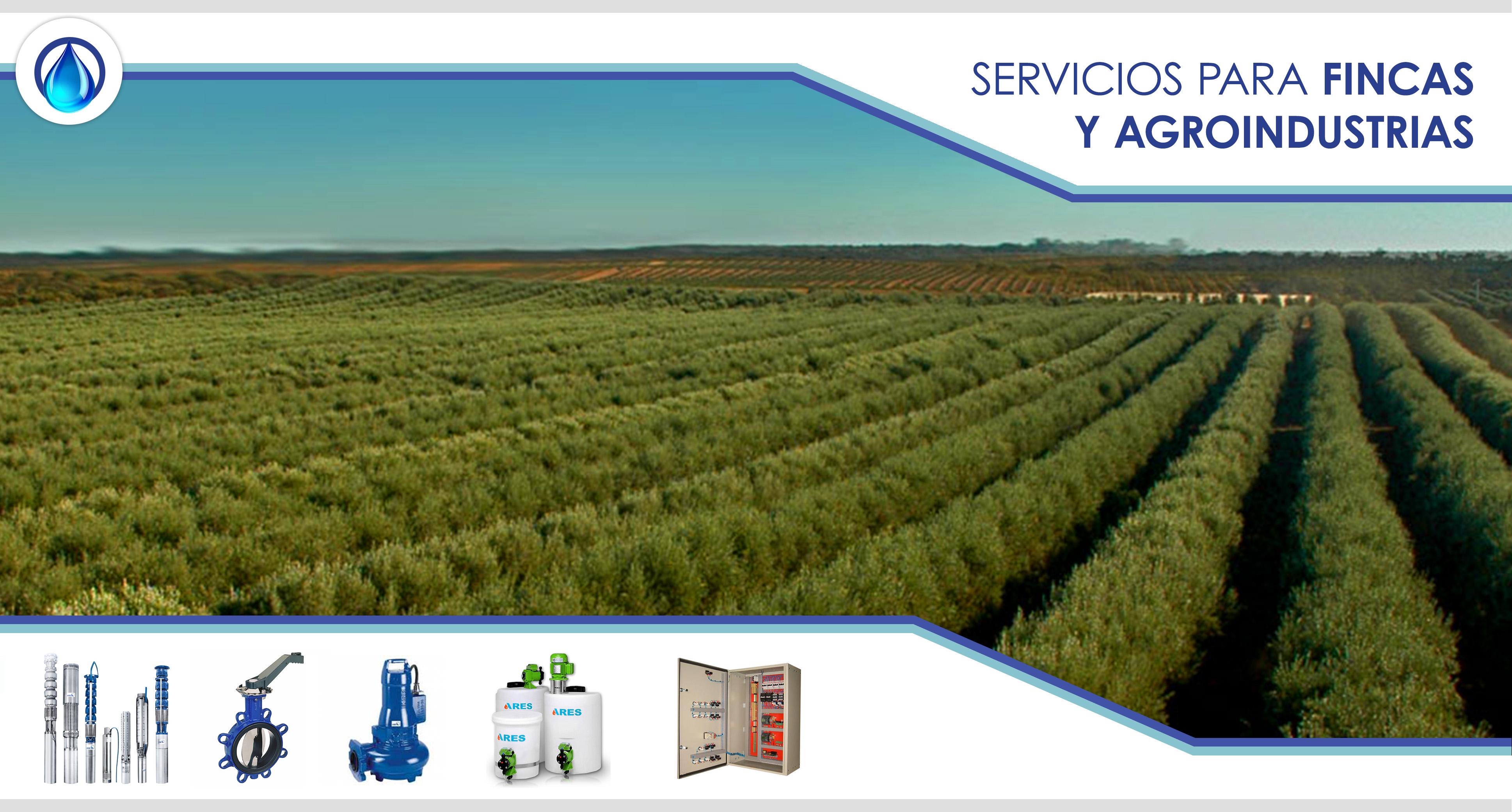 Servicios para Fincas y Agroindustrias
